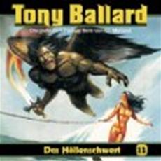 Review (HSP): Dämonenhasser Tony Ballard, Folge Nr. 11: Das Höllenschwert