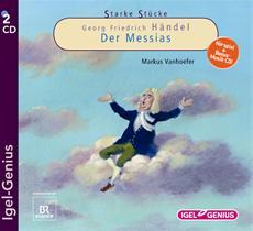 """Hörspiel """"Georg Friedrich Händel - Der Messias"""" von IGEL-GENIUS mit dem LEOPOLD ausgezeichnet"""