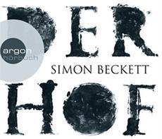 HSP-VÖ | Simon Beckett: Der Hof (gelesen von Johannes Steck)