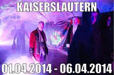 HORROR CIRCUS - das Original in Kaiserslautern 2013