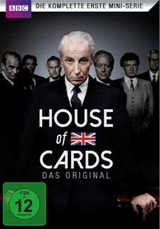 House of Cards - die komplette Mini-Serie 1+2