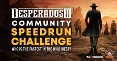 Hund, Katze, Huhn - und ein Speedrun-Contest: Neues kostenloses Update für Desperados III