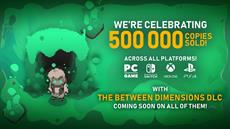 Indie Hit Moonlighter Celebrates 500,000 Copies Sold and Announces the Between Dimensions DLC