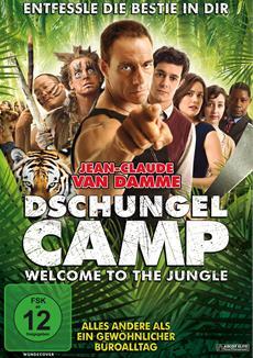 Jean-Claude Van Damme ins Dschungelcamp