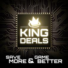 King Deals 2020: Eine Woche lang bei Top-Hardware und allem was dazu gehört bis zu 50 % sparen - jetzt bei Caseking!