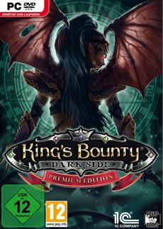 King's Bounty: Dark Side - Premium Edition in Kürze als Box-Version
