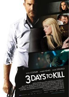 BD/DVD-VÖ | 3 Days to Kill
