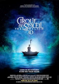 Kinostart   CIRQUE DU SOLEIL: Traumwelten 3D