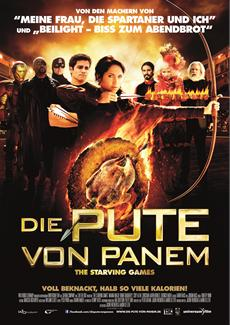 Ab 09.01.2014 im Kino: Die Pute von Panem - The Starving Games