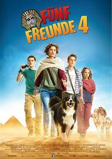 Feature | FÜNF FREUNDE 4 - Teaser-Poster und Teaser-Trailer