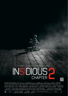 INSIDIOUS: CHAPTER 2 - Grusel-Spezialist James Wan