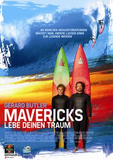 Gewinnspiel zum Kinostart Mavericks - lebe Deinen Traum