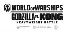 Kino-Titanen Godzilla und Kong kämpfen in World of Warships um die Vorherrschaft