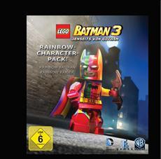 LEGO Batman 3: Jenseits von Gotham - Arrow-Paket ab morgen erhältlich