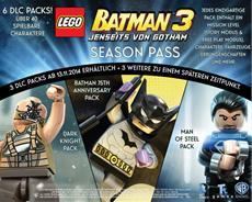 LEGO-Saisonpass-Premiere für LEGO Batman 3: Jenseits von Gotham