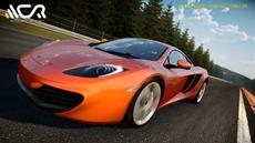 McLaren MP4-12C ist ab sofort in Auto Club Revolution verfügbar