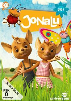Mehr fabelhafter Spaß mit den JoNaLus! Ab 19. September auf DVD 4 und den Hörspielen CD 2 und CD3