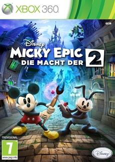 Drittes Behind-the-Scenes-Video zu Disney Micky Epic - Die Macht der 2 gewährt Blick hinter die Kulissen