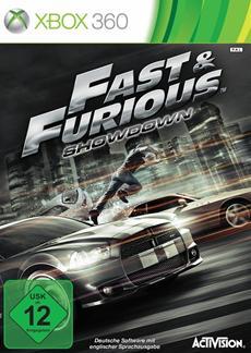 Fast & Furious: Showdown ab sofort im Handel erhaeltlich