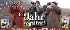 Midlife-, Arbeits- und Kein-Leben-Krise: 'Ein Jahr vogelfrei!', die Komödie 2012 gegen Krisenstimmung!