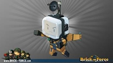 Mit Brick-Force auf Weltraumreise