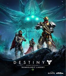 """Mit der """"Destiny Erweiterung I: Dunkelheit Lauert"""" erfährt das Universum von Destiny seine erste Expansion"""
