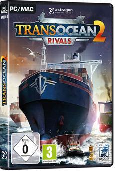 Mit Volldampf voraus! TransOcean 2: Rivals - ab sofort erhältlich!