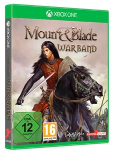 Mittelalter individuell: Mount & Blade - Warband ab heute für PlayStation 4 und Xbox One erhältlich