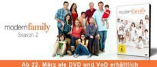 Modern Family: Die abgedrehte Hommage an das moderne Familienleben geht in die nächste Runde