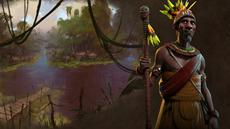 Mvemba á Nzinga führt den Kongo in Civilization VI an
