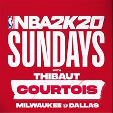 NBA2K-Sundays mit Thibaut Courtois #TakeOnThibaut gegen Mats Hummels