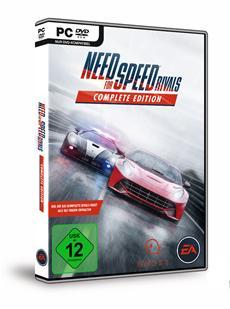 Need for Speed Rivals Complete Edition macht ab dem 23. Oktober die Straßen unsicher