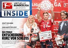 Neue Ausgabe: Virtuelle Bundesliga Inside - Finale Ausgabe, Juni 2014