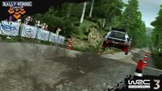 Neue Herausforderungen ergänzen Karrieremodus von WRC 3