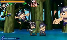 Neue Screenshots zu NARUTO Powerful Shippuden und NARUTO SHIPPUDEN Ultimate Ninja STORM 3