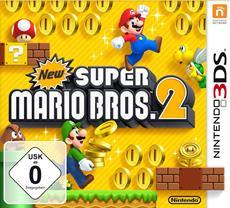 Die finalen Münzrausch-Level-Pakete für New Super Mario Bros. 2
