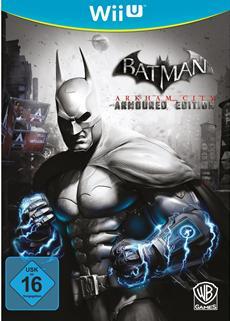 Batman: Arkham City Armoured Edition für Wii U - ab sofort erhältlich
