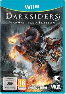 Darksiders Warmastered Edition f&uuml;r Wii U<sup>&trade;</sup> erscheint am 23. Mai 2017 - also heute!