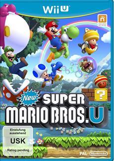 New Super Mario Bros. U überrascht mit einfallsreichen Spielmodi und Features