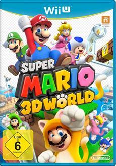 SUPER MARIO 3D WORLD führt Wii U zu neuen Höhen