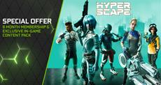 NVIDIA: GeForce NOW Hyper Scape Bundle