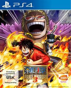 One Piece Pirate Warriors 3 - Tolle Neuigkeiten für alle Jolly Japester Fans