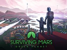 Paradox Interactive Reveals Green Planet Expansion for Surviving Mars