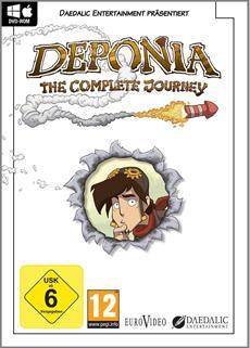 """""""Deponia - The Complete Journey"""" im Daily Deal auf Steam um 66% reduziert"""