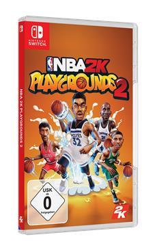 2K erweitert das NBA-Videospiel-Portfolio als Publisher von NBA 2K Playgrounds 2