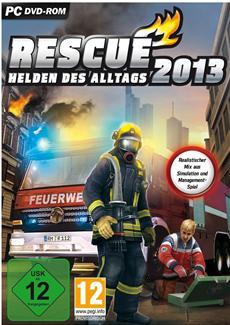 Rescue 2013: Helden des Alltags - Die spannende Feuerwehr-Simulation in neuem Gewand!