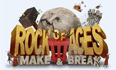 Rock of Ages 3: Make & Break - Release auf den 21. Juli verschoben