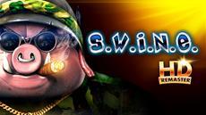 Die Schweine-Armee braucht dich: S.W.I.N.E. HD Remaster - National Pig Army Trailer veröffentlicht!