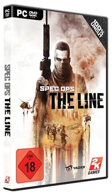 Kostenlose Koop-Multiplayer-Inhalte für 2K Games' Spec Ops®: The Line ab sofort erhältlich