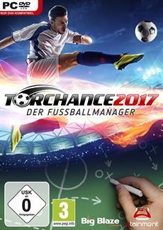 Torchance 2017 | Anpfiff! - Fortsetzung der beliebten Fussballmanager-Reihe ab sofort erhältlich!